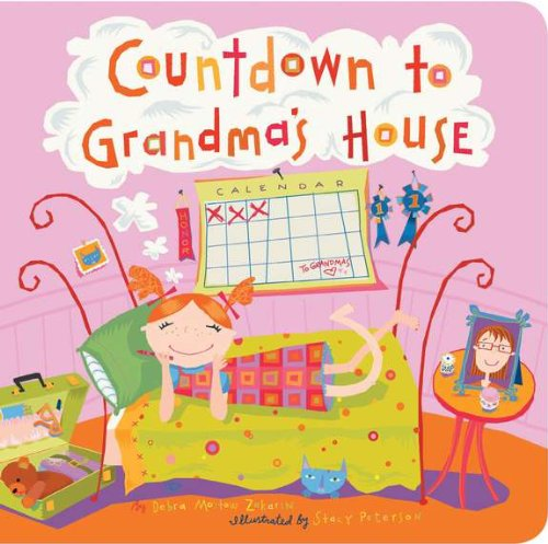 9780448464558: Countdown to Grandma's House