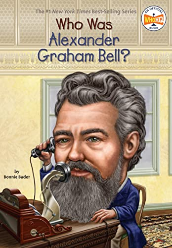 9780448464602: Who Was Alexander Graham Bell? (Who Was...? (Paperback))