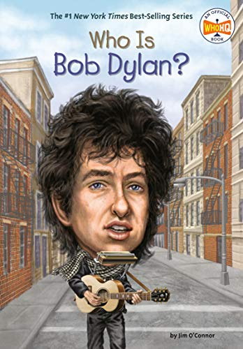9780448464619: Who Is Bob Dylan? (Who Was?)