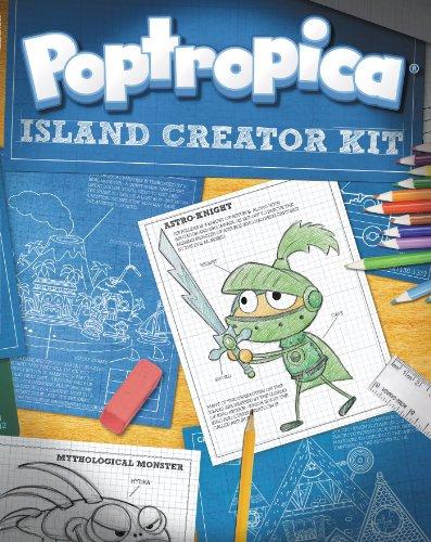 9780448464930: Island Creator Kit (Poptropica)