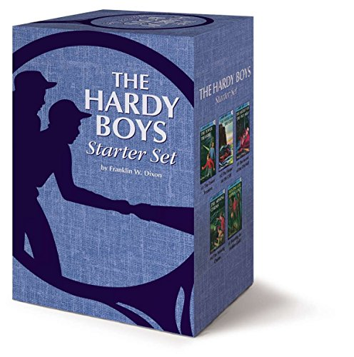 The Hardy Boys (Starter Set): Franklin W. Dixon