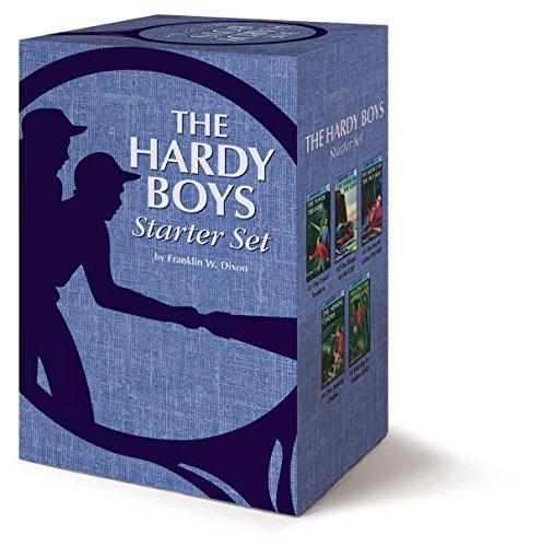 9780448464954: The Hardy Boys Starter Set