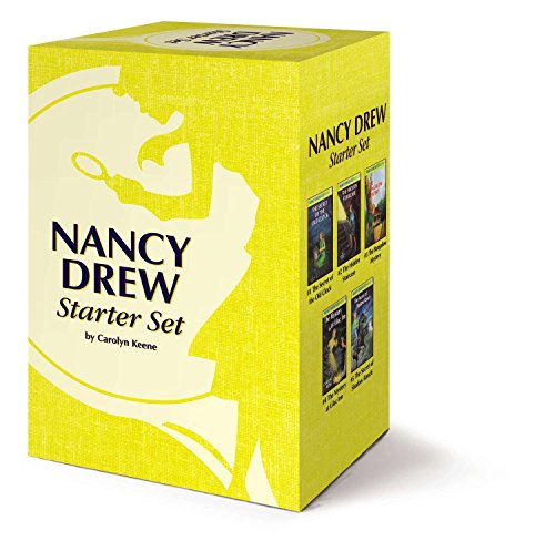 9780448464961: Nancy Drew Starter Set