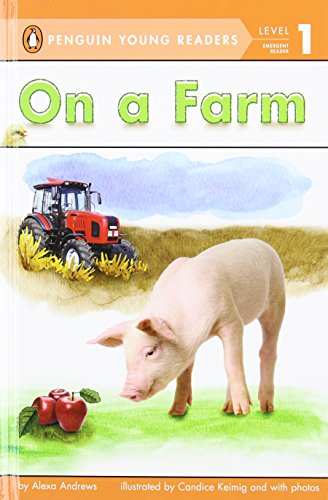 9780448465050: On a Farm (Penguin Young Readers - Level 1)