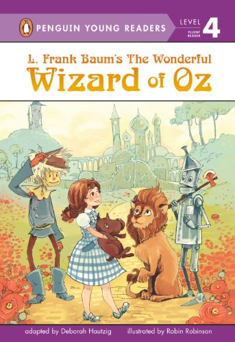 9780448465081: L. Frank Baum's Wizard of Oz (Penguin Young Readers, Level 4)