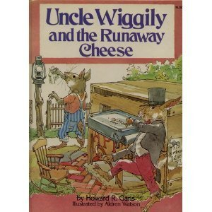 Uncle Wiggily and the Runaway Cheese: Howard R. Garis