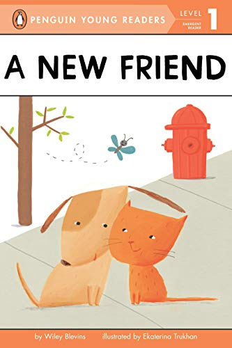 9780448465722: A New Friend (Penguin Young Readers, Level 1)
