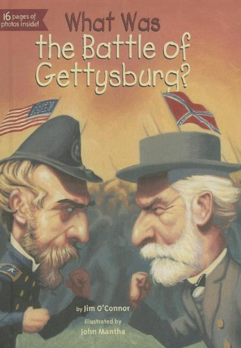 9780448465753: What Was the Battle of Gettysburg?