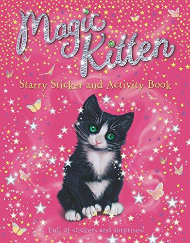 9780448465814: Starry Sticker and Activity Book (Magic Kitten)