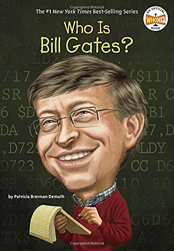 9780448465852: Who Is Bill Gates? (Who Was?)