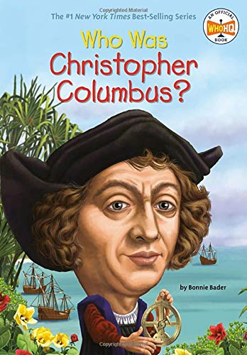 9780448465883: Who Was Christopher Columbus?