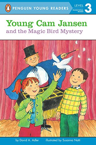 9780448466132: Young Cam Jansen and the Magic Bird Mystery