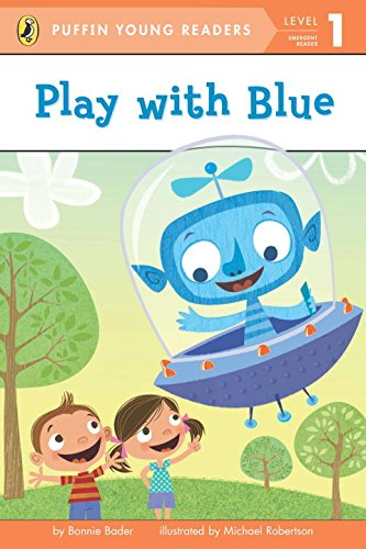 9780448466156: Play With Blue (Puffin Young Reader. Level 1)(Chinese Edition)