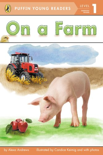 9780448466163: On a Farm (Puffin Young Readers, L1)