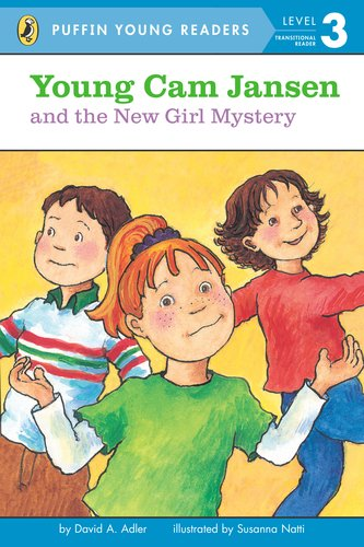 9780448466293: Young Cam Jansen and the New Girl Mystery (Puffin Young Readers. L3)(Chinese Edition)