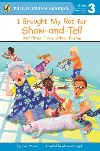 9780448466415: I Brought My Rat for Show-And-Tell (Puffin Young Readers. L3)(Chinese Edition)