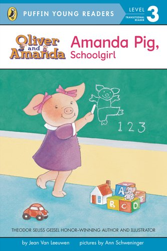 9780448466545: Amanda Pig. Schoolgirl (Puffin Young Readers. L3) (Ann Schweninger)(Chinese Edition)