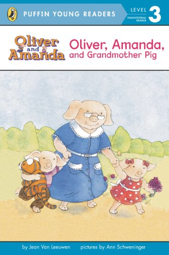 9780448466552: Oliver. Amanda. and Grandmother Pig (Puffin Young Readers. L3)(Chinese Edition)