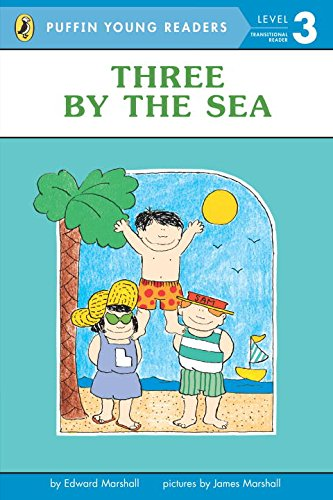 9780448466583: Three by the Sea (Puffin Young Readers. L3)(Chinese Edition)