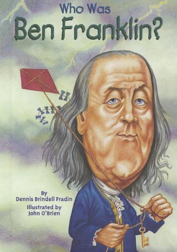 9780448466767: Who Was Ben Franklin?