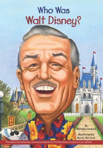 9780448467030: Who Was Walt Disney?