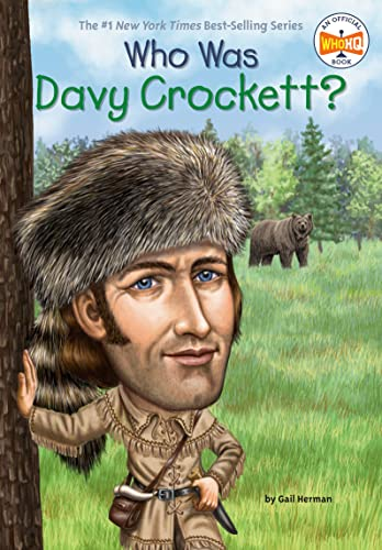 9780448467047: Who Was Davy Crockett?