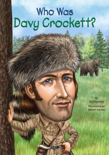 9780448467054: Who Was Davy Crockett?