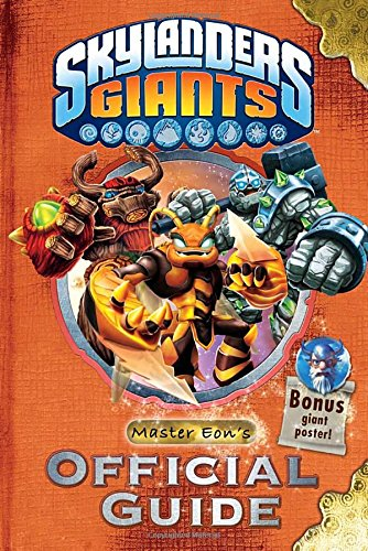 9780448467085: Skylanders Giants: Master Eon's Official Guide