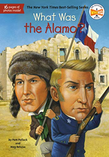 9780448467108: What Was the Alamo?
