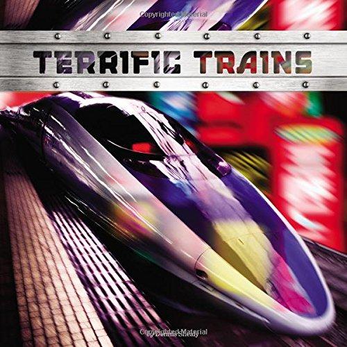 9780448467153: Terrific Trains (Penguin Core Concepts)