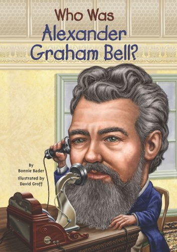 9780448467542: Uc Who Was Alexander Graham Bell?