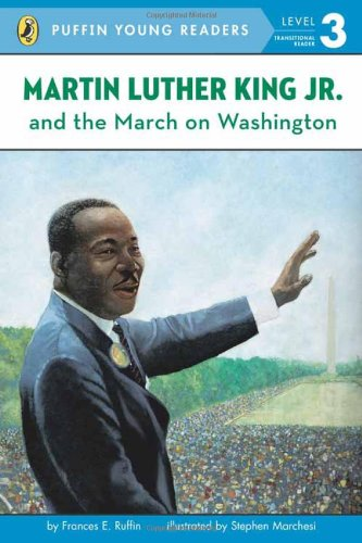 9780448467672: Martin Luther King. Jr. And the March on Washington (Puffin Young Readers. L3)(Chinese Edition)