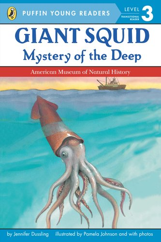 9780448467764: Giant Squid: Mystery of the Deep (Puffin Young Readers. L3)(Chinese Edition)