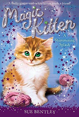 9780448467894: A Shimmering Splash #11 (Magic Kitten)