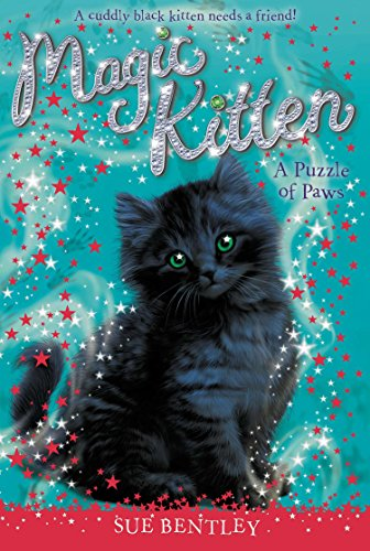 A Puzzle of Paws #12 (Magic Kitten): Bentley, Sue
