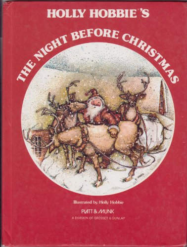 9780448470955: Holly Hobbie's The Night Before Christmas