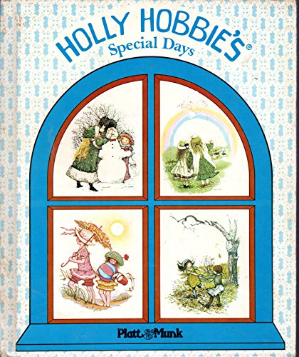 9780448472188: Holly Hobbie's Special Days