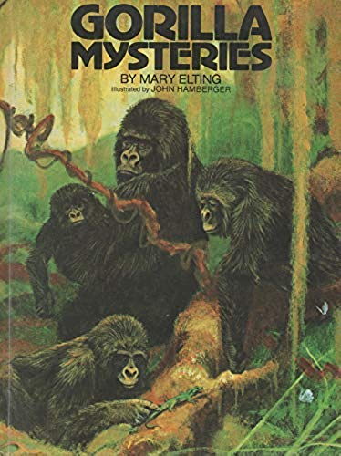 Gorilla Mysteries: Elting, Mary