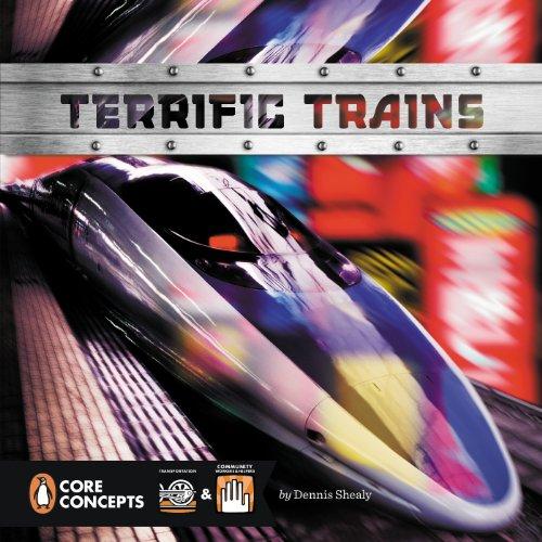 9780448477923: Terrific Trains (Penguin Core Concepts)