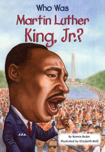 9780448478050: Who Was Martin Luther King, Jr.? (Who Was...? (Hardcover))