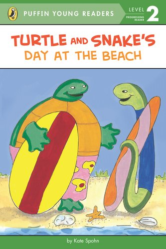 9780448478173: Turtle And Snakes Day at the Beach (Puffin Young Readers. L2) ( turtles and snakes at the beach )(Chinese Edition)