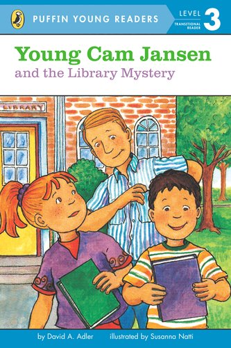 9780448478203: Young Cam Jansen and the Library Mystery (Puffin Young Readers. L3)(Chinese Edition)