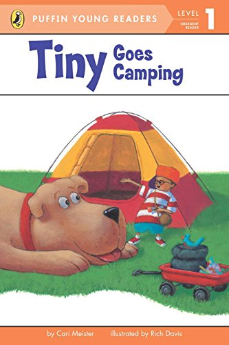 9780448478333: Tiny Goes Camping: Level 1: Emergent Reader