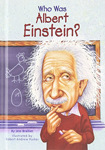 9780448478500: Who Was Albert Einstein? (Who Was...? (Hardcover))