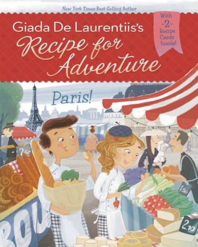 9780448478548: Paris! #2 (Recipe for Adventure)
