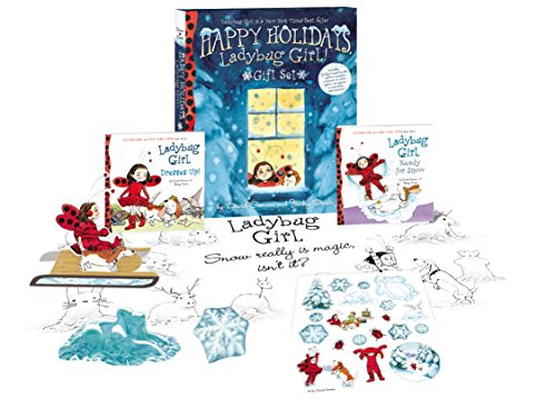 9780448478616: Happy Holidays, Ladybug Girl! Gift Set