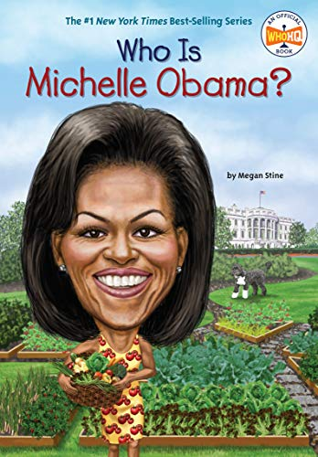 9780448478630: Who Is Michelle Obama? (Who Was?)