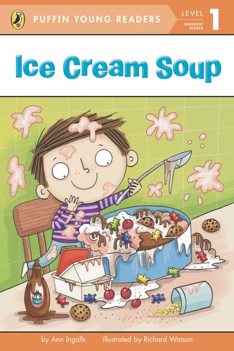 9780448478692: Ice Cream Soup (Puffin Young Reader. Level 1)(Chinese Edition)
