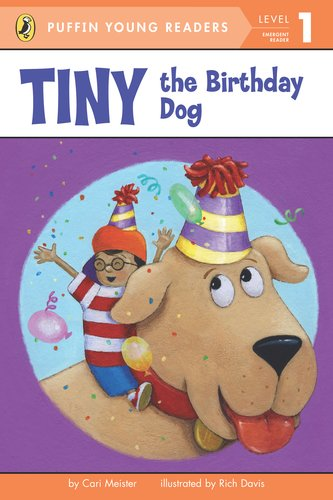 9780448478715: Tiny the Birthday Dog