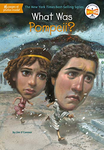 9780448479071: What Was Pompeii?